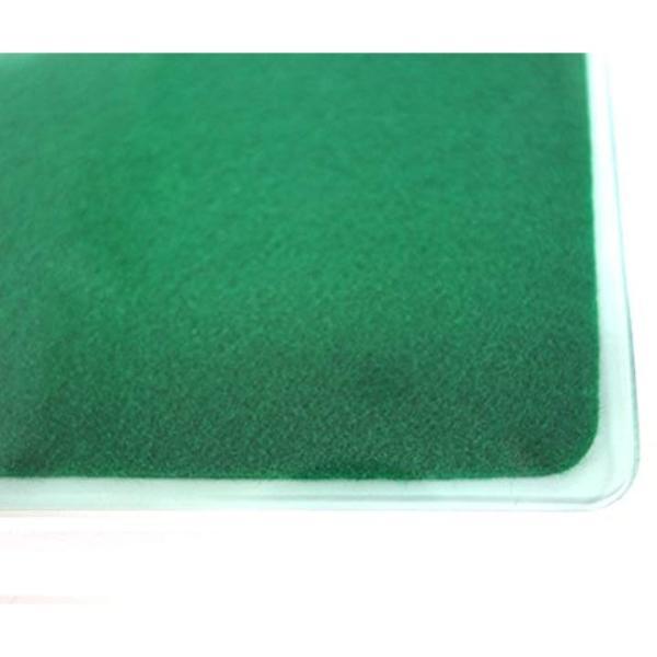 デスクマット 軟質 塩化ビニル 非転写 下敷き付 1187×687 マ-427G2