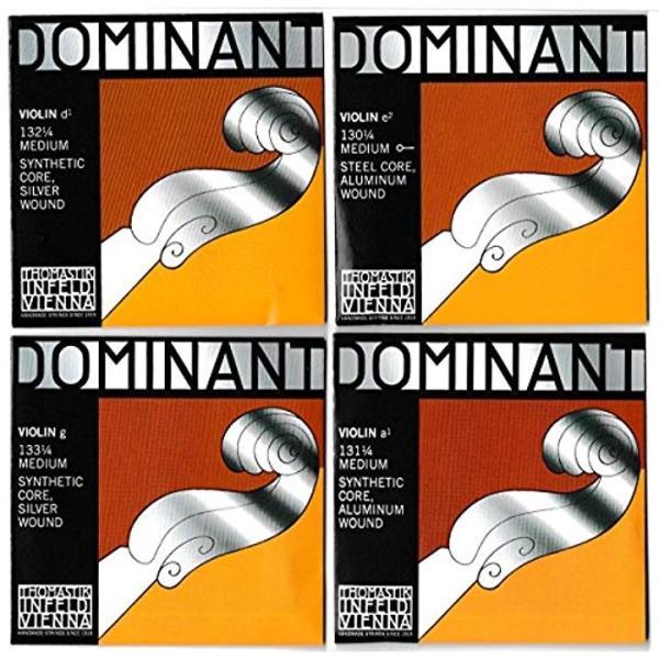 Dominant ドミナント 1/4バイオリン弦セット2