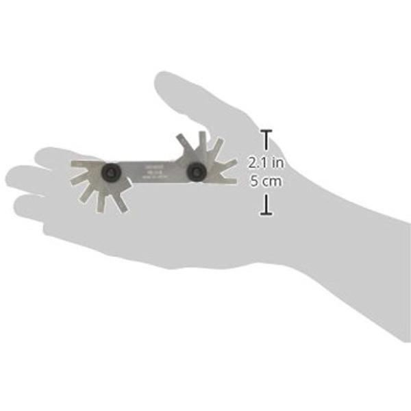 C面測定ゲ-ジ測定0.5〜5.0 0.5とび10枚1