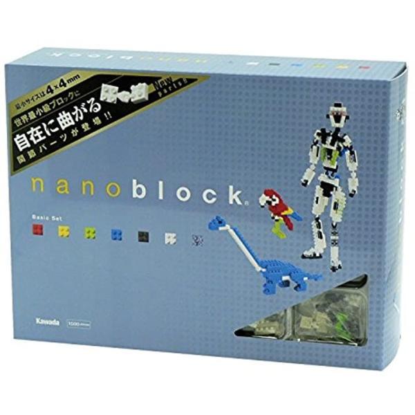 ナノブロック BASIC SET1