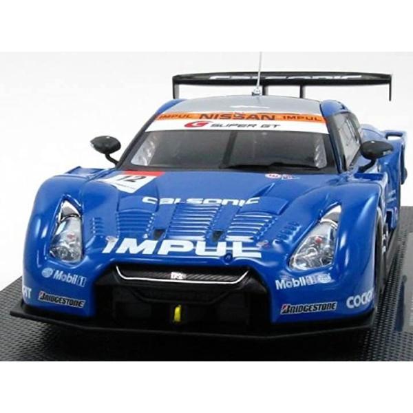 1 43 インパル カルソニック GT-R スーパーGT500 2009 Fuji 第7戦 完成品 44233 卓出 定番の人気シリーズPOINT(ポイント)入荷