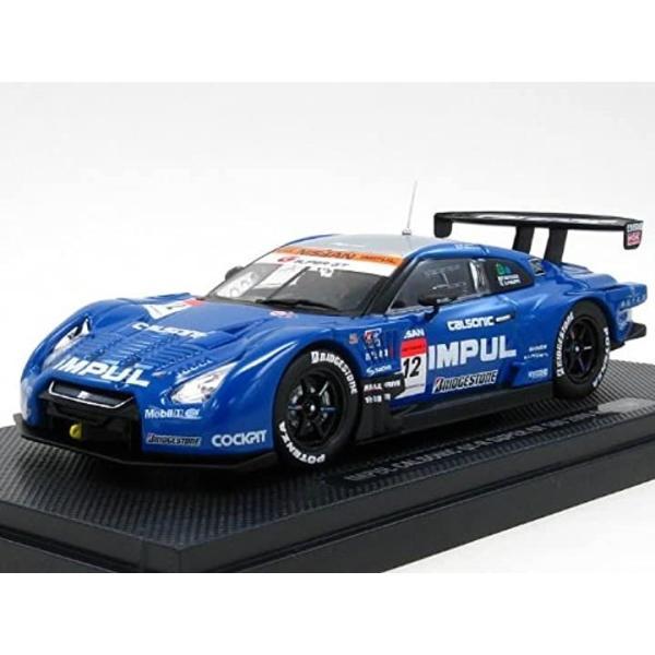1/43 インパル カルソニック GT-R スーパーGT500 2009 第7戦 Fuji  44233 完成品1