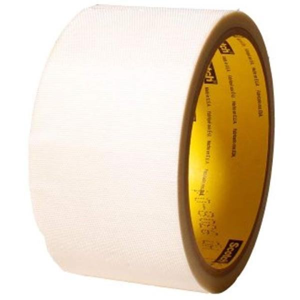 送料無料カード決済可能 難燃 耐熱 ガラスクロステープ 50mm×10M 361 50mm 35%OFF ホワイト