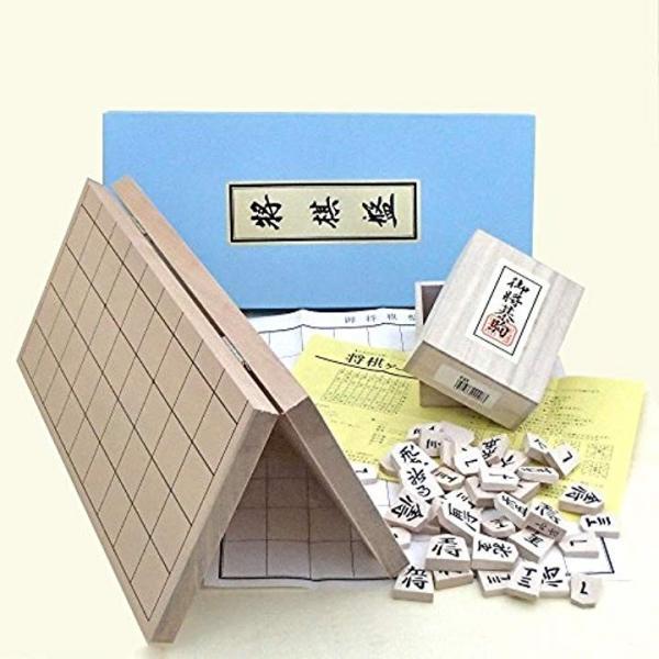 超歓迎された 将棋セット 新桂6号折将棋盤と新槙彫り駒のセット 大放出セール 3304il