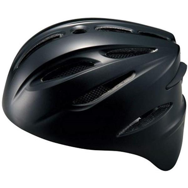 野球 大規模セール 軟式 キャッチャー用 ヘルメット ブラック お得クーポン発行中 Medium BHL40R M 1900
