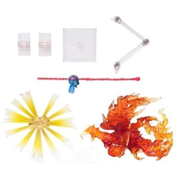 聖闘士星矢 聖闘士聖衣神話EX 新発売 エフェクトパーツセット 低価格化 43169-32677 バルゴシャカ フェニックス一輝