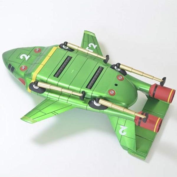 特撮リボルテック044EX サンダーバード サンダーバード2号 メタリック塗装版 ノンスケール ABS&PVC製 塗装済み アクションフィギュア3