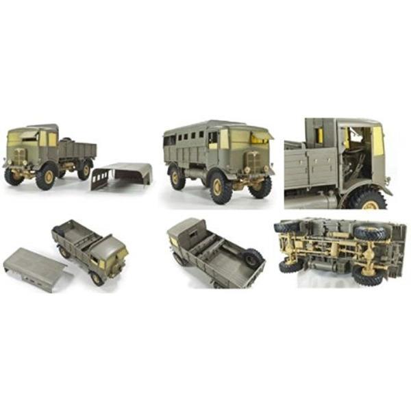 1/35 AEC マタドールトラック 前期型 プラモデル1