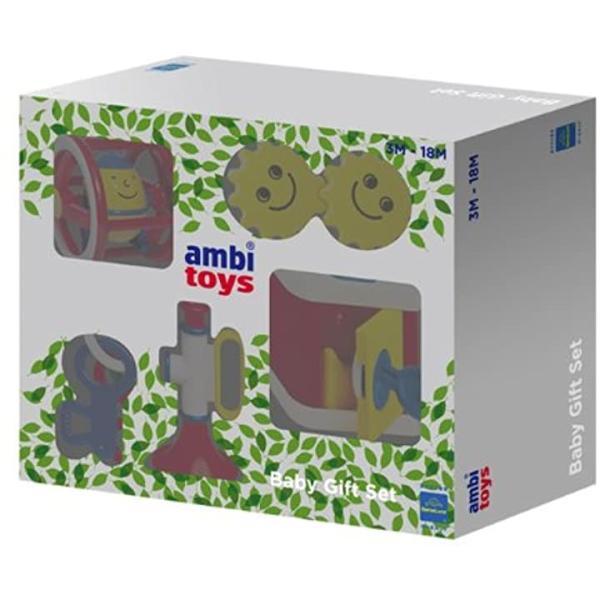 アンビトーイ  ambi toys ベビーギフトセット AM31070J6