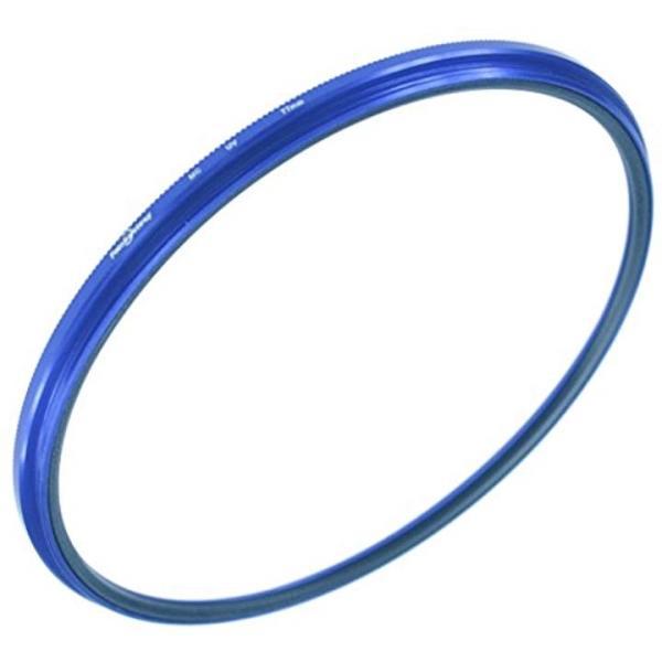 ZEROPORT JAPAN レンズ保護用フィルター マルチコート MC-UVフィルター[FBWZPJBLUE77](ブルー, 77mm)