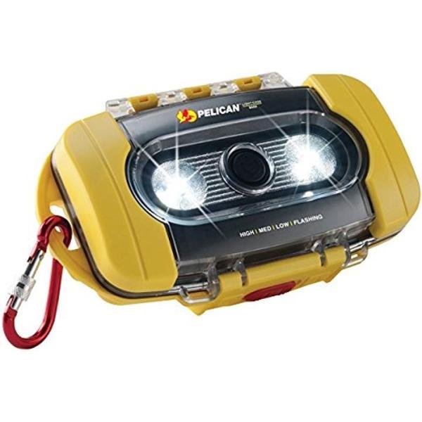 PELICAN 9000 LEDライト ノンフォーム[イエロー][A9000-001-YE][ペリカン]