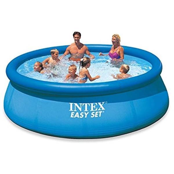 INTEX インテックス イージーセットプール 366カケル76cm 28130 U-57254
