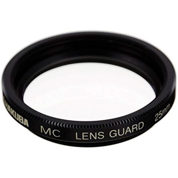 HAKUBA レンズフィルター MCレンズガード 保護用 小口径用 日本製[CF-LG25D](25mm)
