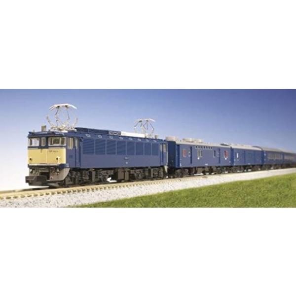 KATO Nゲージ 10系 寝台急行 妙高 基本 6両セット 10-563 鉄道模型 客車2