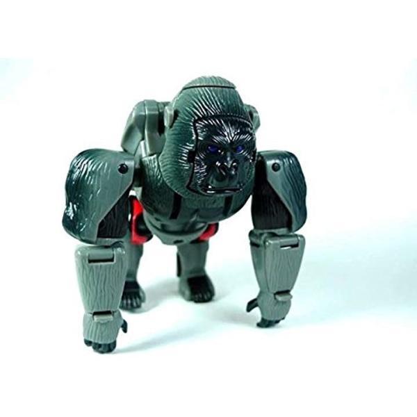 TF ロボットマスターズ 11 ビースト コンボイ ブラック2
