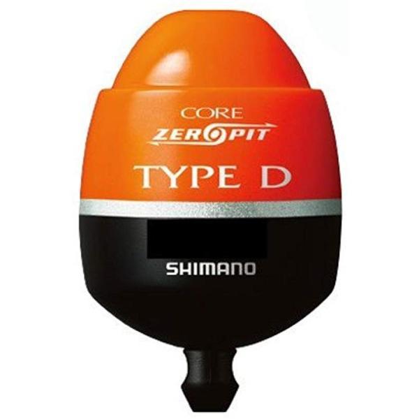 ウキ ZERO-PIT TYPE-D S FL-01BL オレンジ[870612]