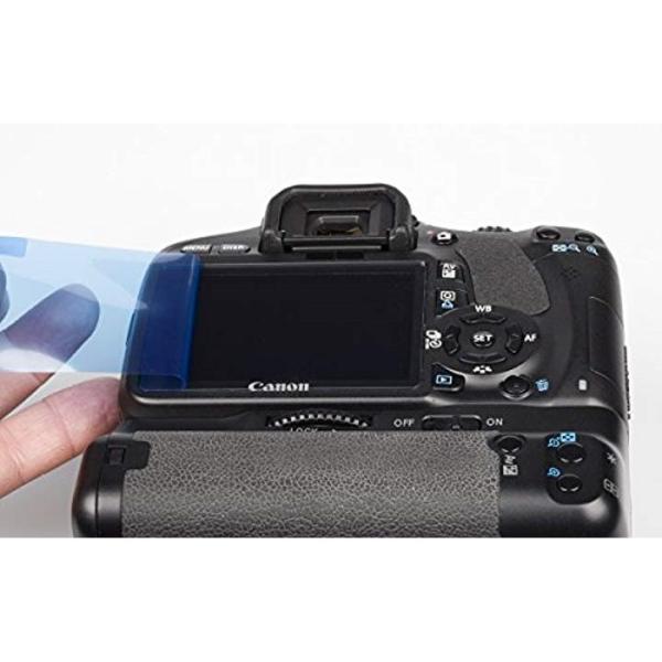 Kenko 液晶保護フィルム 液晶プロテクター Canon EOS 70D用 KLP-CEOS70D[LCD-C-70D]