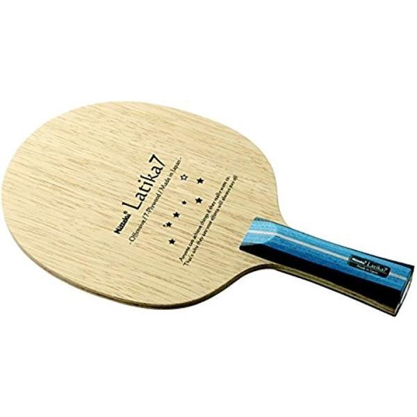 ニッタク Nittaku 卓球 ラケット ラティカ 7 フレア[FL] NE-61361
