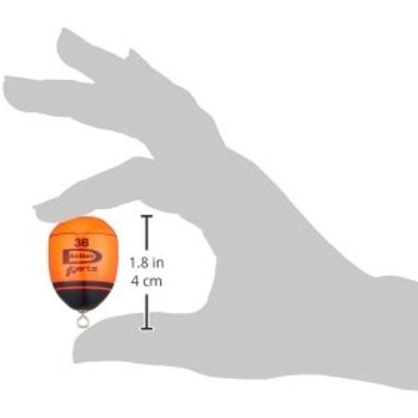 ディーアクション 環付 3B/オレンジ