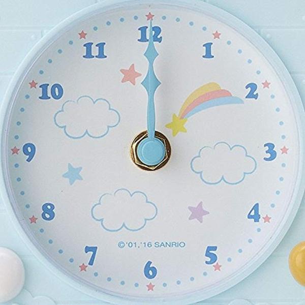シナモロール デコラティブ振り子時計6