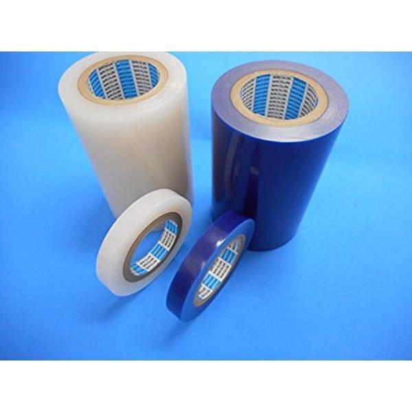 日東電工 表面保護材 SPV-A-6050-388B 388mm×100m ブルー 1巻入り1