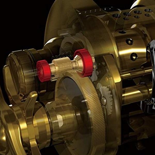 シマノ ベイトリール 17 クロナーク MGL 150 HG 右ハンドル / 150HG RIGHT
