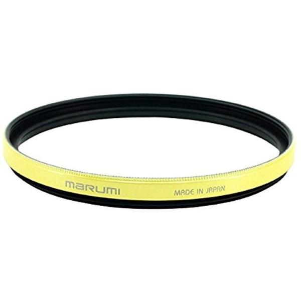 MARUMI 保護フィルター DHGスーパーレンズプロテクト マイカラーフィルター 083317[パールイエロー][37mm][83317]