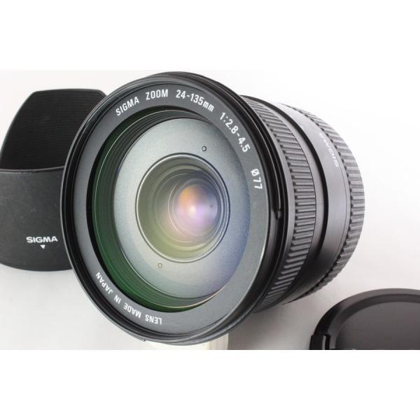 SIGMA AF 24-135mm F2.8-4.5 D(ニコン用)[1008936]