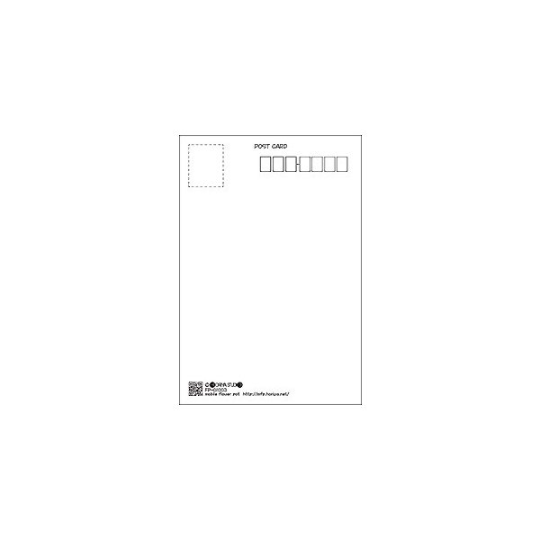 花のポストカード ガーベラ(黄色)|horiya-studio|03