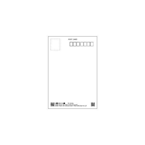花のポストカード ツバキ(ピンク)|horiya-studio|03