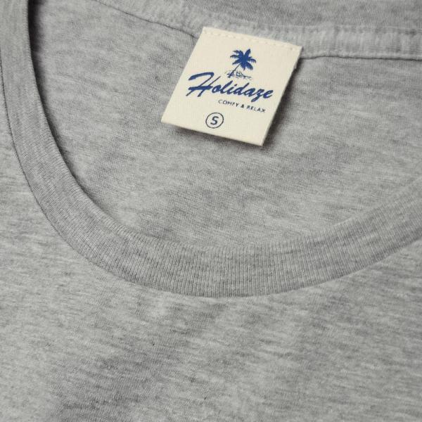ALOHA STATE HAWAII アロハ ステート ハワイ カレッジTシャツ アメカジ サーフ ブランド メンズ 半袖 HOLIDAZE ホリデイズ horizonblue 05