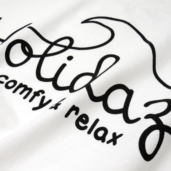 Tシャツ WAVE LOGO ウェーブ 波 サーフ ブランド ビーチ アロハ ハワイ メンズ 半袖 ホワイト ネイビー HOLIDAZE ホリデイズ|horizonblue|06