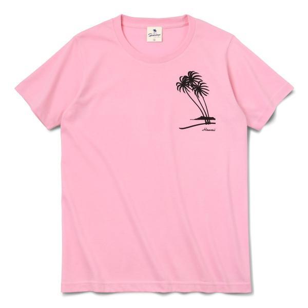 Tシャツ PALM TREE パームツリー ヤシの木 ハワイ アロハ サーフ 半袖 ユニセックス メンズ レディース HOLIDAZE ホリデイズ|horizonblue|04