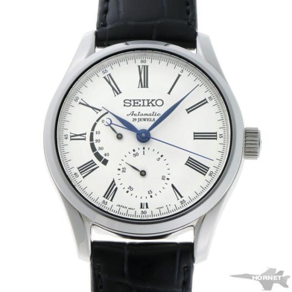 SEIKO セイコー プレザージュ オートマチック SARW011 6R27-00F0 SS メンズ 時計