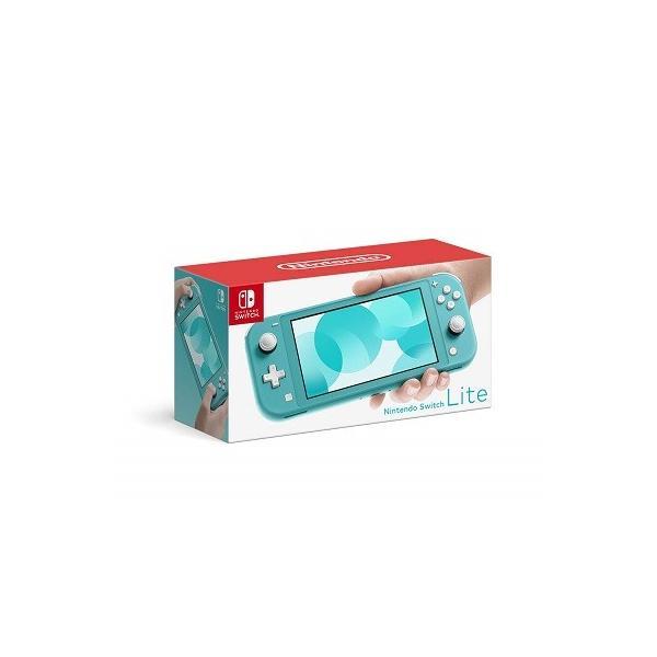 NintendoSwitchLiteニンテンドースイッチライトターコイズ新品在庫あり