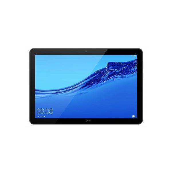MediaPad T5 10 ブラック 10型 Kirin 659・ストレージ 16GB・メモリ 2GB nano SIM 2018年09月モデル Android 8.0 SIMフリータブレット AGS2-L09 [10.1型 /ストレージ:16GB /SIMフリーモデル]の画像