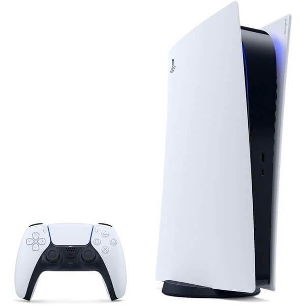 PlayStation5PS5本体デジタル・エディションCFI-1000B01ディスクドライブ非搭載版新品在庫ありプレイステーシ