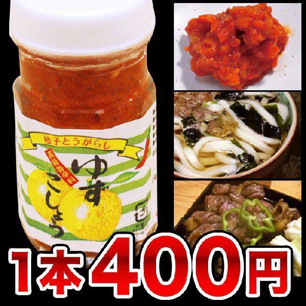 ゆずごしょう 博多名物 柚子胡椒 60g|hot-emu
