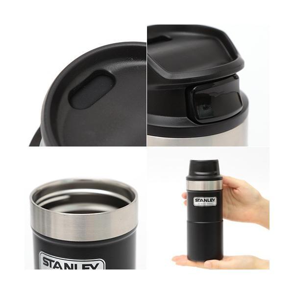 マグボトル STANLEY スタンレー 真空ワンハンドマグ2 350ml 0.35L 水筒 タンブラー 保温 保冷 シンプル 軽量|hotchpotch|02