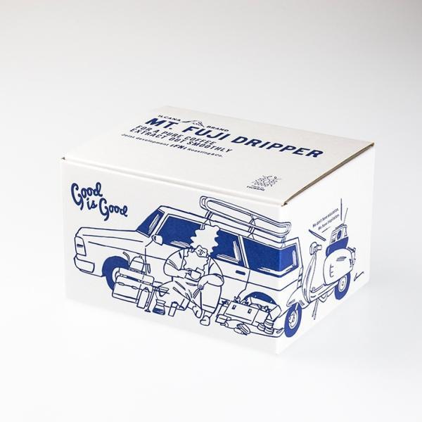 送料無料 ILCANA MT.FUJI DRIPPER / 富士山ドリッパー Regular レギュラー  コーヒードリッパー フィルター 日本製 燕市 MADE IN JAPAN ILCANA イルカナ|hotcrafts|07