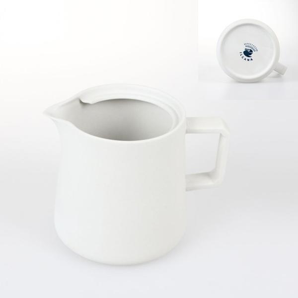 ILCANA セラミックサーバー 布目 コーヒー coffee サーバー 磁器 波佐見焼 MADE IN JAPAN 日本製|hotcrafts|03