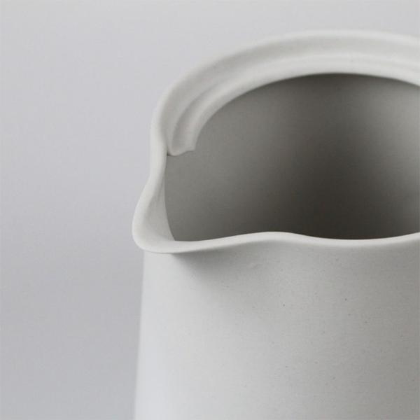 ILCANA セラミックサーバー 布目 コーヒー coffee サーバー 磁器 波佐見焼 MADE IN JAPAN 日本製|hotcrafts|04