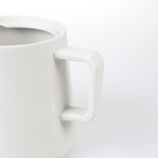 ILCANA セラミックサーバー 布目 コーヒー coffee サーバー 磁器 波佐見焼 MADE IN JAPAN 日本製|hotcrafts|05