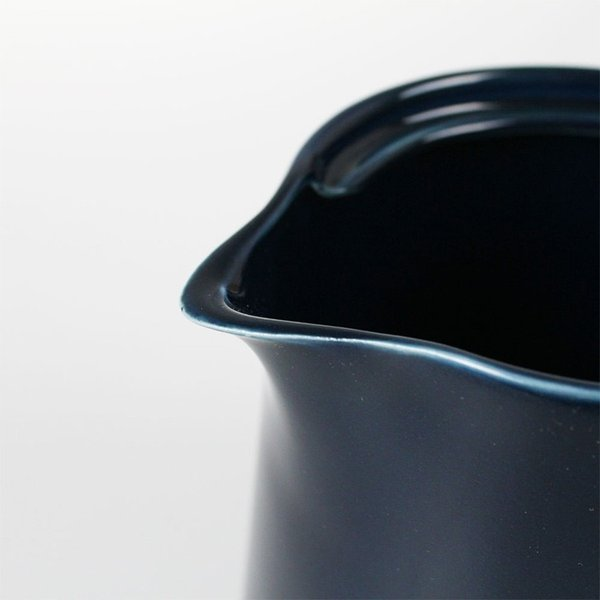 ILCANA セラミックサーバー 紺 コーヒー coffee サーバー 磁器 波佐見焼 MADE IN JAPAN 日本製|hotcrafts|04