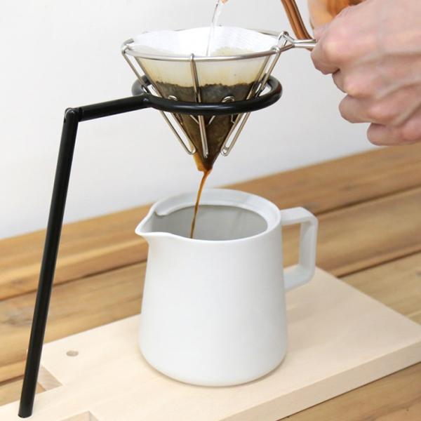 ILCANA セラミックサーバー 紺 コーヒー coffee サーバー 磁器 波佐見焼 MADE IN JAPAN 日本製|hotcrafts|06