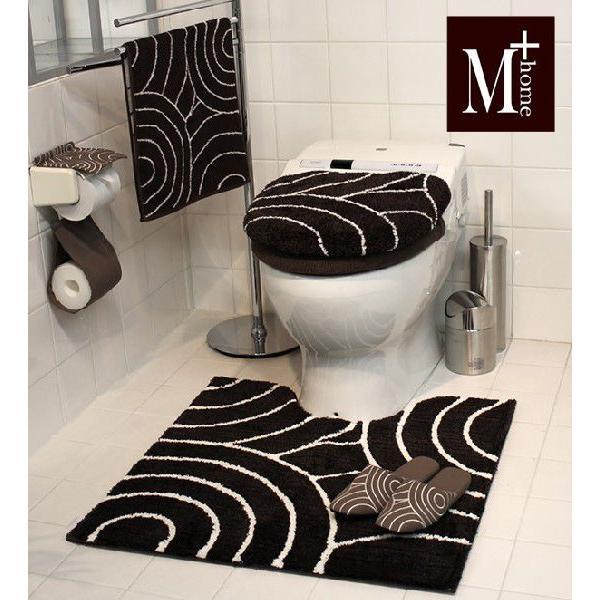 ブロンクス トイレマット Mサイズ 70cm×70cm|hotel-like-interior