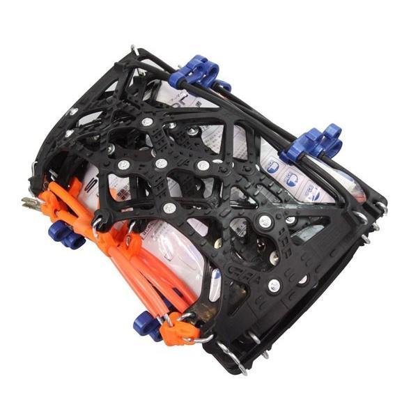 スノーアーマー 非金属 ウレタン ゴム製 タイヤチェーン CSA14 165/65R14 175/55R15 185/55R15 hotroadtirechains 04