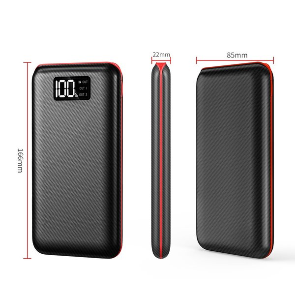 モバイルバッテリー 大容量 急速充電 充電器 24000mAh 急速 充電 iPhone iPad Android 各種対応|hotsale|09