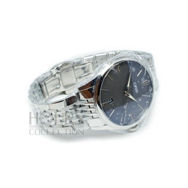 7061dcee6e ... オリス ORIS 腕時計 メンズ アートリエ デイト 73377214053M|hourscollection|05