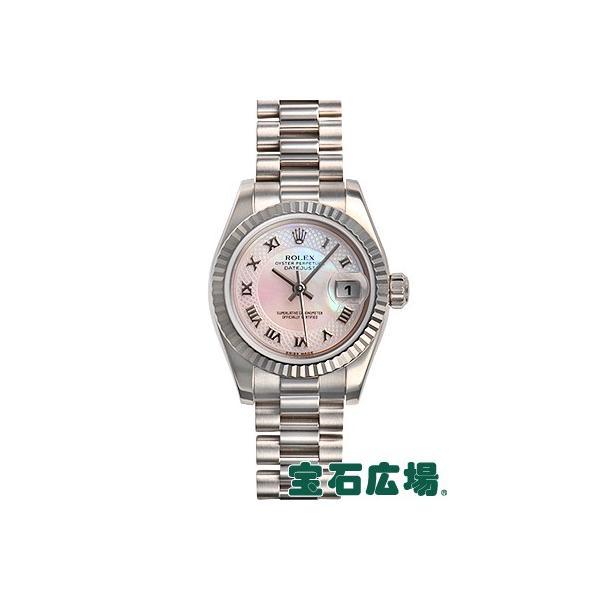 the latest 7d3e5 f7ca8 ロレックス ROLEX デイトジャスト 179179NRD 中古 レディース 腕時計